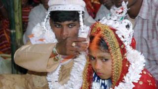 Pernikahan anak di India