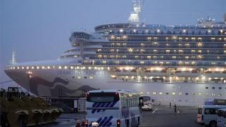 Вирус табылган жүргүнчүлөр жана алар менен контакт болгон адамдар лайнерден далайга чейин чыкпайт