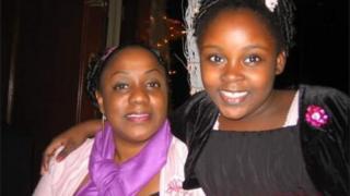 Chantal y Thalya Onelien