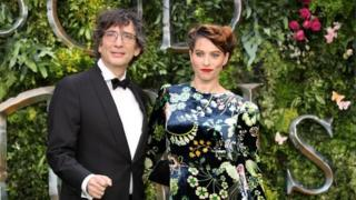 science Neil Gaiman and wife Pamela