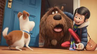 A scene from The Secret Life of Pets