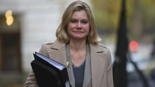Cựu Bộ trưởng Giáo dục Anh bà Justine Greening