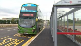 Elland Road park-and-ride site