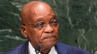 Afrique du Sud : rebondissement dans l'affaire Zuma