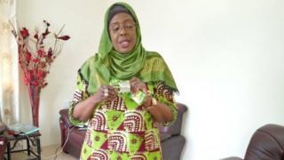 Waziri wa Biashara na Viwanda Zanzibar, Bi Amina Salum Ali