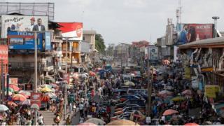 ọdọahịa dị na Kumasi Ghana