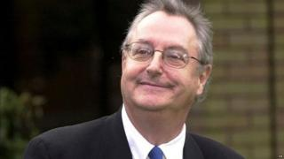 Jonathan King, pictured in 2000