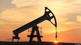 कच्चे तेल का उत्पादन