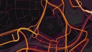 نقشه گرمایی استراوا اطلاعاتی از داخل پنتاگون نمیدهد