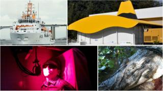 Navio de pesquisa, supercomputador, pesquisa contra câncer e projetos na Amazônia