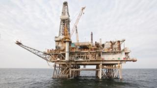 BP's Chirag platform