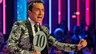 Bruno Tonioli on Strictly