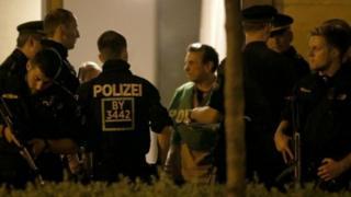Мюнхен полицияси