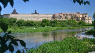 Меджибіжський замок