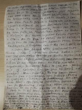 Pismo Raše