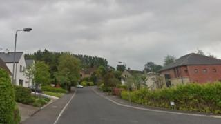 Piney Hills in south Belfast