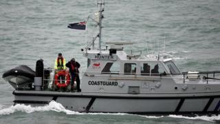 британська берегова охорона