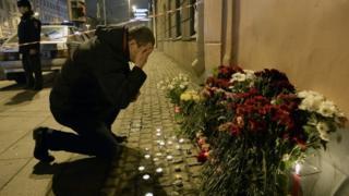 Теракт у Петербурзі