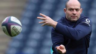 Ireland rugby captain Rory Best
