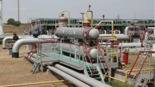 Глебовское подземное газохранилище