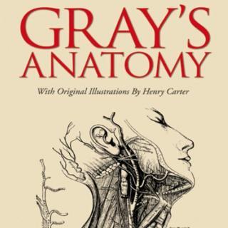Portada del libro Anatomía de Gray