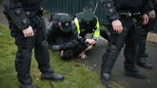 Lurgan arrest