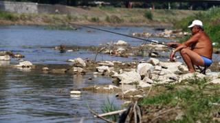 fishing in macedonia