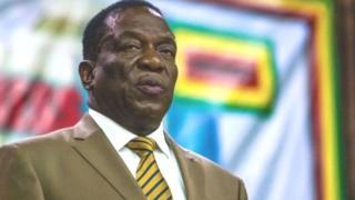 Mnangagwa veut des observateurs étrangers