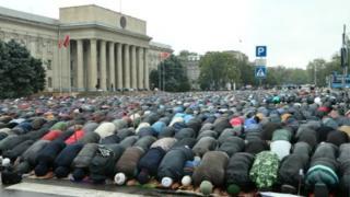 кыргыз мусулмандар