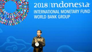 Bali IMF-WB 2018 anual meeting