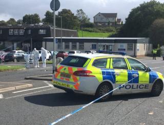 East Kilbride shooting