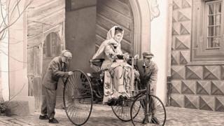 Перший автомобіль