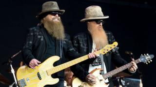 ZZ Top at Glastonbury