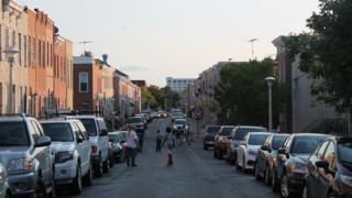Calle de Baltimore