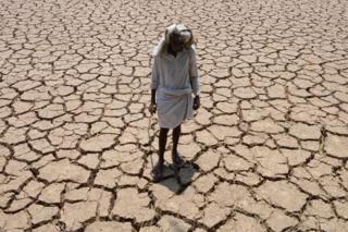 A farmers in Nalgonda
