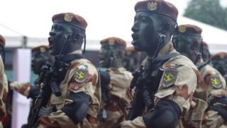 Jeshi la Ivory Coast