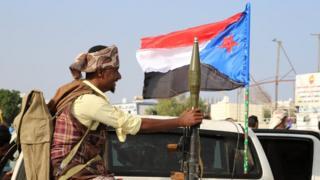 جداییطلبان جنوب یمن