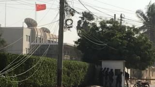 کنسولگری چین در کراچی