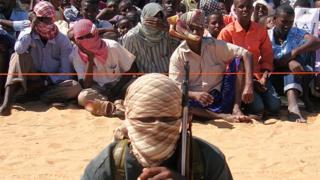 Eş Şebab savaşçıları, 2012