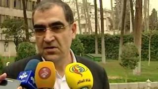 استعفای وزیر بهداشت ایران بر سر بودجه سلامت