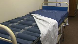 Smart pressure mattress