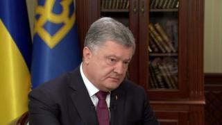 هشدار رئیس جمهوری اوکراین در مورد خطر جنگ با روسیه