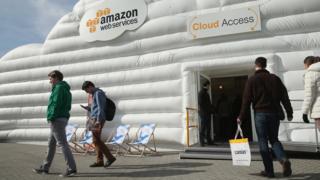 Kiosko de Amazon Web Services