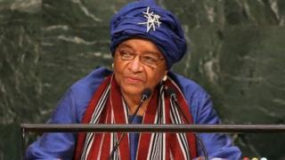 Ellen Johnson Sirleaf est préoccupée par l'avenir des relations entre l'Afrique et les Etats-Unis sous la présidence de Donald Trump.
