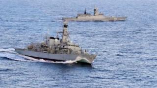 Российская сторона подтвердила столкновение с участием судна Черноморского флота
