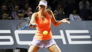 Tenis, Maria Sharapova,