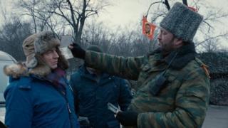 """Кадр з фільму """"Донбас"""""""