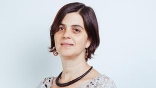 Claudia Pascual, ministra de la Mujer de Chile.