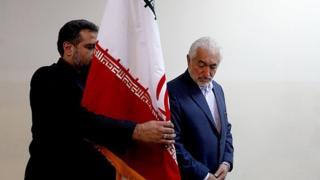 محمد غرضی در دوره ریاست جمهوری ابولالحسن بنی صدر استاندار خوزستان بود