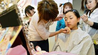 Anak-anak Jepang